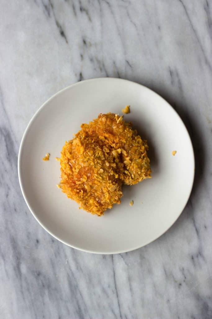 Cornflake-Crusted Buttermilk Chicken
