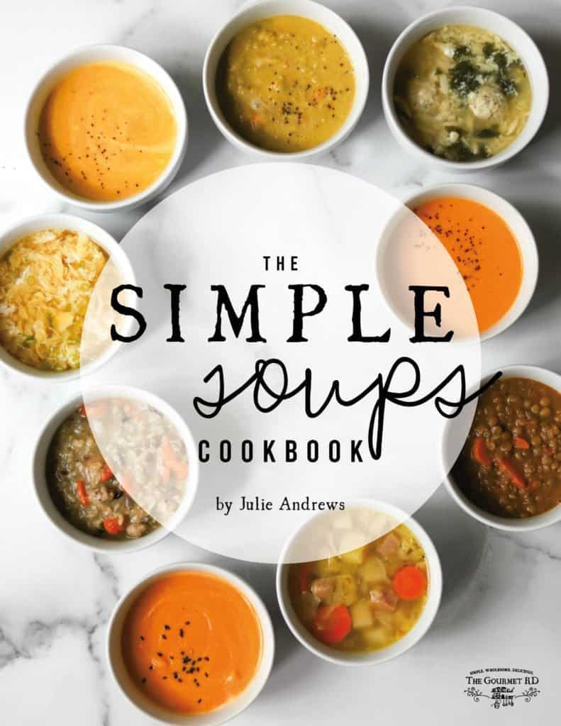 Simple Soups Cookbook Cover