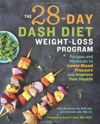28-DAY DASH DIET COOKBOOK